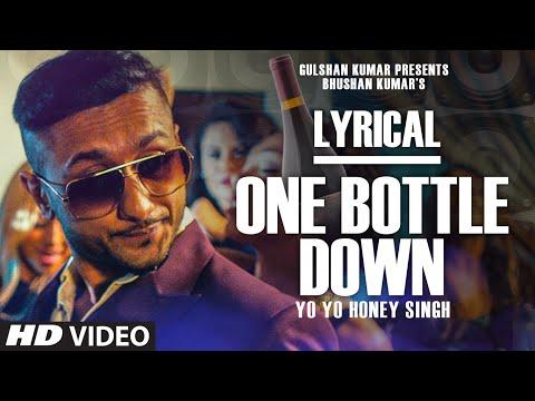 Xxx Mp4 One Bottle Down Full Song With LYRICS Yo Yo Honey Singh T SERIES 3gp Sex