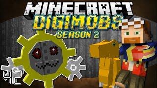 Minecraft: DIGIMOBS (SEASON 2) EP. 42 - Digi-Clones?
