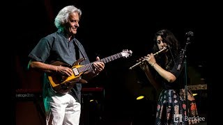 'My Favorite Things' - John McLaughlin - End snippet from live concert at Berklee, Valencia, Spain