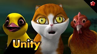 UNITY ♥ New Kathu (Kathu3) story for children ★ Best malayalam cartoon video for children from ★ HD