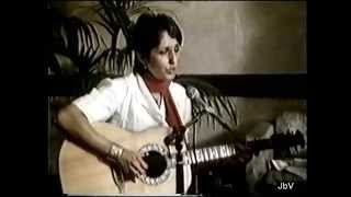 JOAN BAEZ:  Where Have All the Flowers Gone with brass & piano.  Beautiful version!