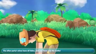 Pocketown - Mega Pokemon - Episode 7