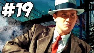 LA Noire Walkthrough | Another Day Another Car Chase | Part 19 (Xbox 360/PS3/PC)