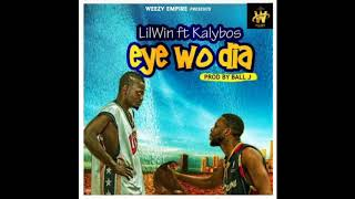 Lilwin - Eye Wo Dia ft. Kalybos (Audio Slide)