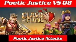 Poetic Justice VS Q8