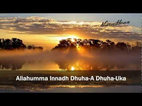 Doa Solat Dhuha - Unic