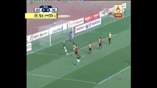 Mohun Bagan wins Kolkata derby