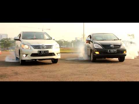 Drifting and Burnout in 40 [SEC] indonesia