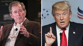 Why George W. Bush Is Coming Off the Bench (With All Due Respect - 06/17/16)