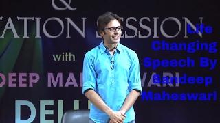 Sandeep Maheshwari best life changing seminar Session in Hindi