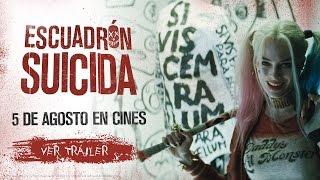 Escuadrón Suicida - Tráiler Oficial en español HD