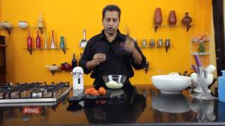 How to Make Motichur Cheese Cake by Chef Michael