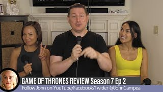 Game Of Thrones Review - Stormborn Season 7 Episode 2