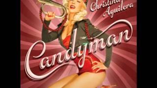 Christina Aguilera - Candyman (Audio)