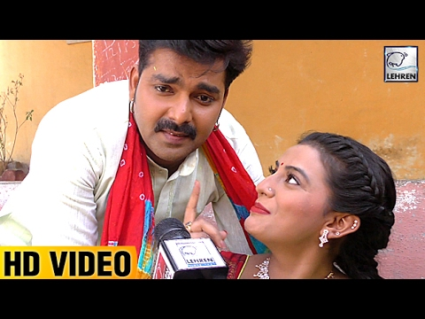 Xxx Mp4 Pawan Singh Akshara Singh S Interview Movie Lootere Holi 2017 Lehren Bhojpuri 3gp Sex
