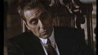IL PADRINO PARTE III - (1990) Trailer Versione Italiana