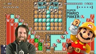 Baby, It's Cheep Outside | Inside the Mind of a Disgusting Troll - Super Mario Maker
