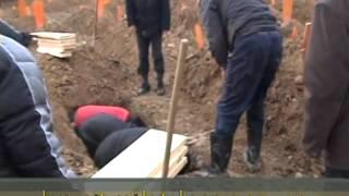 Žena koju nije imao ko u kabur da spusti (Sarajevo)