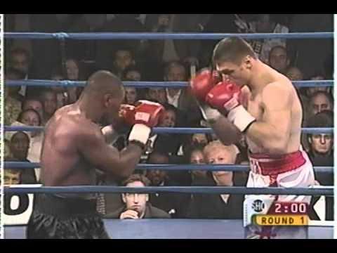 Xxx Mp4 Mike Tyson VS Andrew Golota 1 Of 2 3gp Sex