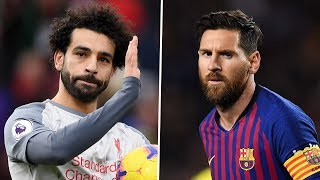 """MESSALAH"" LEO MESSI VS MO SALAH 2019 - Skills Battle & Goals (HD)"