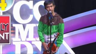 Dodit Mulyanto SUCI 4 Show 9 (24 April 2014) - Soundtrack Olahraga FULL - LAPAKCERITA CHANNEL