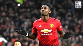 Paul Pogba Rattled Lockers In Rage & Apologised To Man United Team After PSG Game