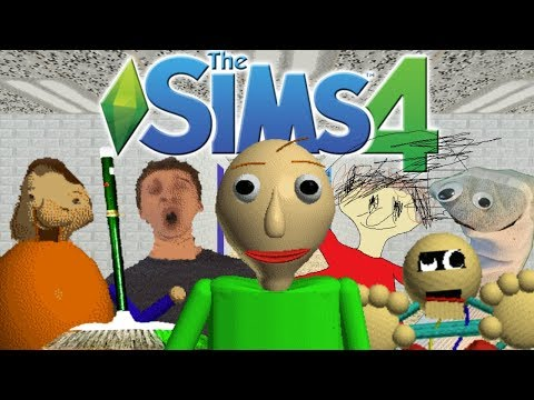 Xxx Mp4 The Sims 4 Baldi S Basics In Education And Learning CAS School Build 7 7 Notebooks 3gp Sex