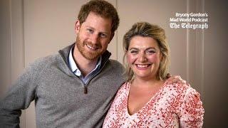 Prince Harry reveals struggle after mother