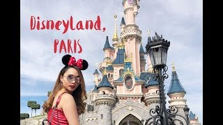 TRAVEL with CAREN (Disneyland, PARIS 🏰🇫🇷)