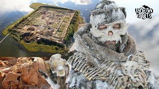10 DESCOPERIRI UIMITOARE si FASCINANTE din SIBERIA
