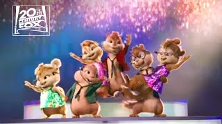 Alvin and the Chipmunks | Chipmunks & Chipettes - BAD ROMANCE Music Video | FOX Family