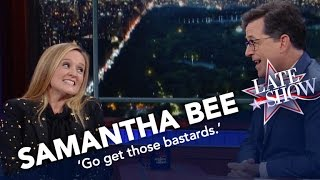 Samantha Bee On The Election: