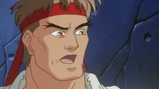 Street Fighter The Animated Series S01E03   Getting To Guile Watch Cartoons Online Free   Cartoons i