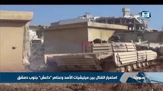 طائرات الأسد تقصف مناطق ريف حمص وإدلب ودرعا