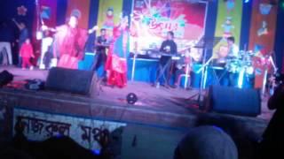 শিমুল শীলের সহ যোগীর  অসাধারণ নাচ দেখুন | open concert @T D C Hil new stage program 2017 HD Video