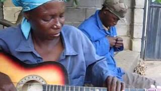 """Botswana Music Guitar - Ronnie -""""Happy New Year""""!"""