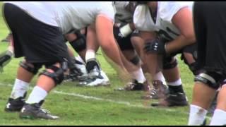 Rainbow Warrior Football Spring Practice 2014