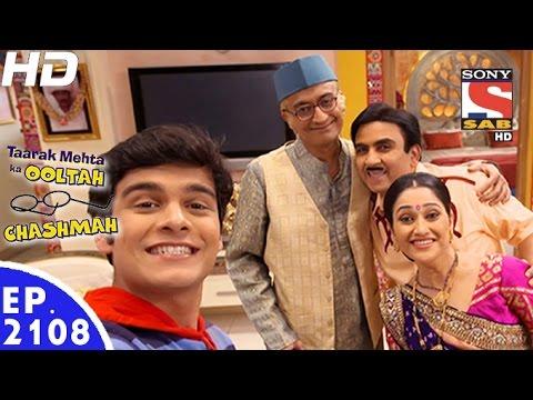 Taarak Mehta Ka Ooltah Chashmah - तारक मेहता - Episode 2108 - 4th January, 2017
