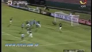 QWC 2010 Uruguay vs. Argentina 0-1 (14.10.2009)