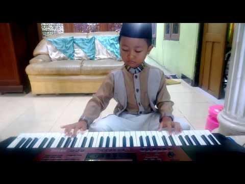 Syi'ir Tanpo WatonSholawat Gus Dur (Belajar Keyboard)