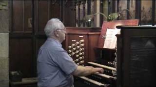 St John's Church Darlinghurst - 1886 Hill Organ - Hymn Tune