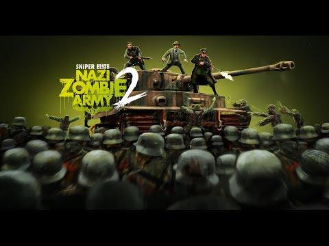 Xxx Mp4 Nazi Zombie Army 2 Co Op Ekipa JaRock Pl 1 3gp Sex