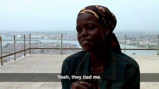 Liberian rape victim and child bride, now grown, speaks out
