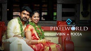 A Kerala Hindu Wedding Tale Vibin + Pooja By Pixelworld Ponkunnam