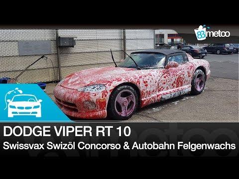 Xxx Mp4 Dodge Viper RT 10 Autowäsche Und Auto Richtig Wachsen Mit Swissvax Swizöl Concorso Autobahn Wachs 3gp Sex