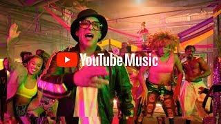 YouTube Music: Descubre el mundo de la música. Todo está aquí. (30s)