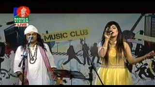 Cherede Nouka Ami Jabo Modina   Bangla Folk Song   By Bindu Kona
