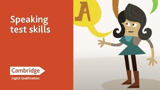 English Language Learning Tips - Speaking Test Skills
