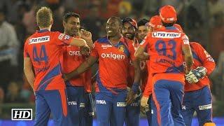 IPL 9 GL vs KXIP: Gujarat beat Punjab | Full Report