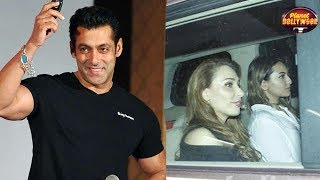 Salman Khan Organizes